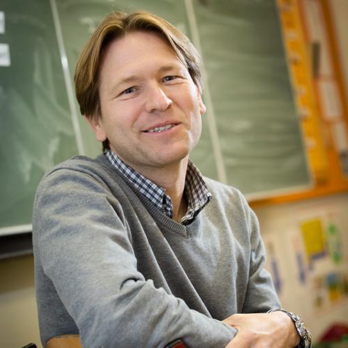 Erik Jacobs leerkracht van De Leerexpert