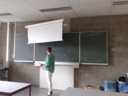 Schoolbord voor Mali